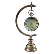 Eye Of Time Clock Stand