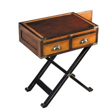 War Chest Side Table