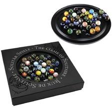 2.5cm Solitaire Di Venezia Marbles Game