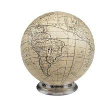 14cm Ivory Vaugondy Globe