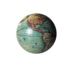 14cm Vaugondy Sphere Globe in Multi