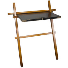 Ambre Foldable Ladder Shelf Desk