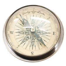 Henry Brass Eye Compass
