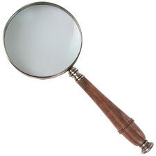 Silver Goddard Magnifying Glass
