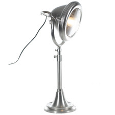 Pewter Ray Desk Lamp