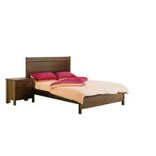 Soho Tasmanian Oak Queen Bed