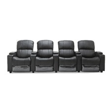 4 Seater Push Back Recliner