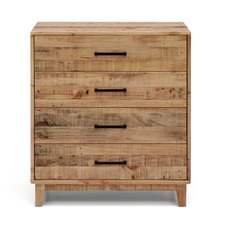 Ava Recycled Pine Wood Tallboy