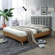 Flores Upholstered Bed