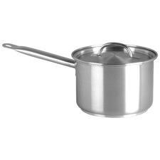 Chef Inox 2.2L Stainless Steel Saucepan
