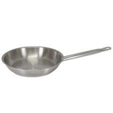 Chef Inox Elite 24.5cm Stainless Steel Fry Pan