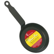 Chef Inox 12cm Carbon Steel Blinis Pan