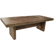 Medium Timber Hazel Dining Table