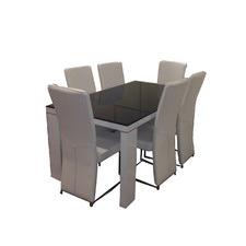 7 Piece Jonas Dining Table Set