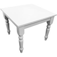 Washington Rubberwood Lamp Table