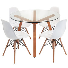 4 Seater Finland Dining Set