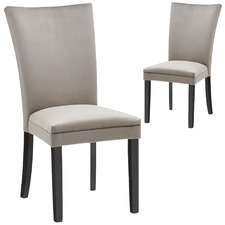 Airlie Velvet Dining Chairs (Set of 2)