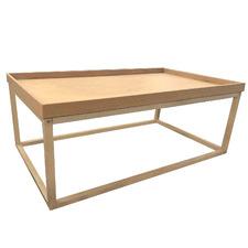 Natural Danila Wooden Coffee Table