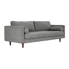 Joanna 3 Seater Upholstered Sofa
