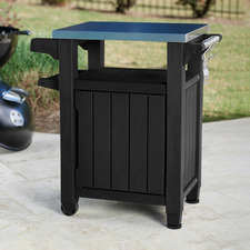 Small Unity Outdoor Serving Trolley