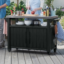 Extra Large Unity Outdoor Serving Trolley