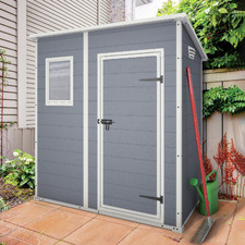 Manor Pent Storage Shed