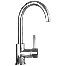 Gooseneck Kitchen Sink Mixer - Reno Transformer