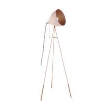 Chester-P Steel Floor Lamp