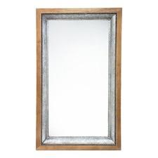Finley Pressed Metal Mirror