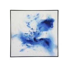 Joaquin Abstract Framed Print