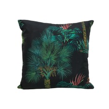 Retro Palm Tree Outdoor Cushion (Set of 2)