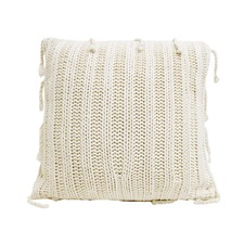 Nabhi Knitted Cushion (Set of 2)