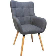 Panelled Daven Armchair