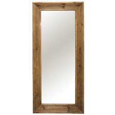 Natural Rustica Full Length Mirror