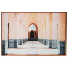 Dusk Framed Printed Wall Art