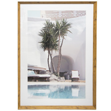 St. Barts Framed Printed Wall Art