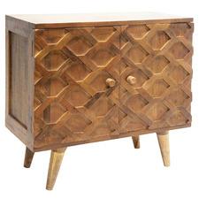 Natural Weave Sideboard