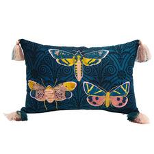 Butterflies Cotton Cushion