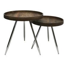 2 Piece Lenny Side Table Set
