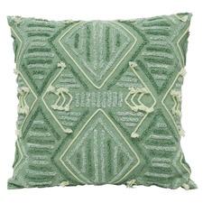 Tsana Embroidered Cotton Cushion