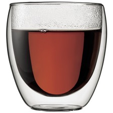Bodum Pavina Double Wall Glasses 250ml (Set of 2)