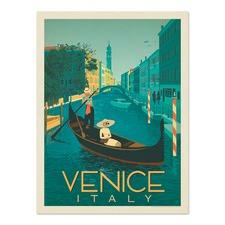 Venice 2 Printed Wall Art