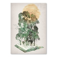 Jungle Book Printed Wall Art
