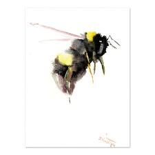 Bumblebee 3 Printed Wall Art