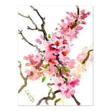 Sakura Cherry Blossom 2 Printed Wall Art
