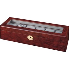 Watch Box with Glass