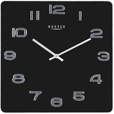 Wall Clocks Shape Square Type Wall Clock Temple Webster