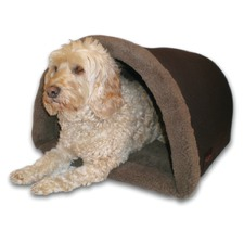 Hidey Hole Pet Bed
