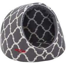 Lattice Igloo Pet Bed