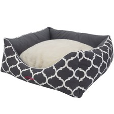 Lattice Jacks Woolly Pet Bed